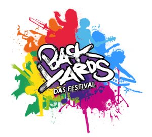 Logo Backyards Festival